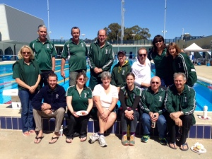 Armadale Swim Team Stadium LiveLighter Club Challenge September 2015
